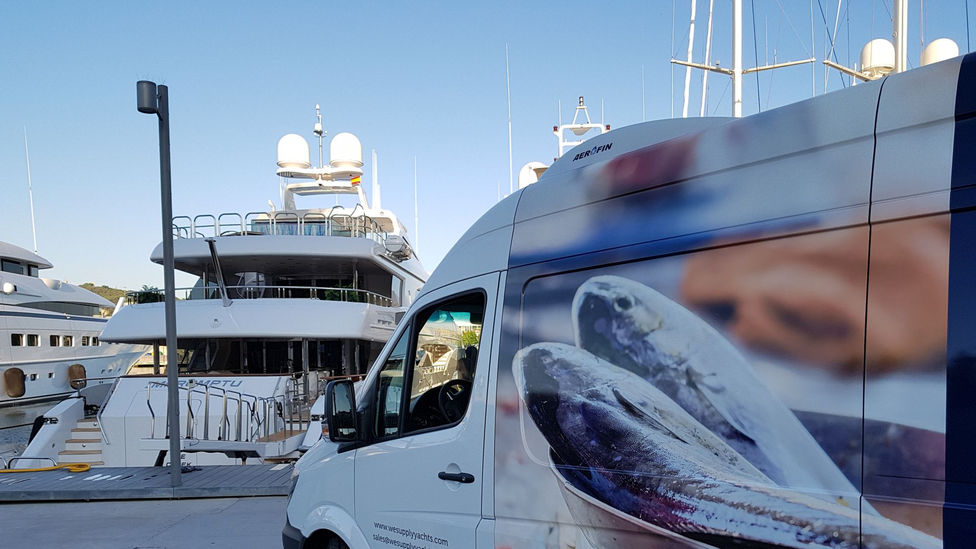 We Supply Yachts